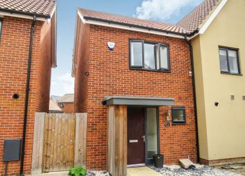 Thumbnail 2 bed semi-detached house for sale in York Drive, Upper Cambourne, Cambridge