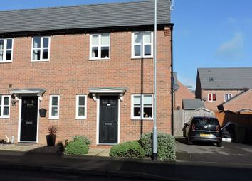 Thumbnail 2 bed town house for sale in West Street, Warsop Vale, Mansfield