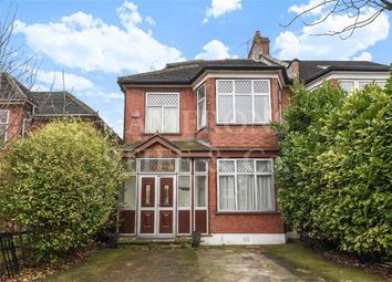 Thumbnail 4 bed semi-detached house for sale in Hardinge Road, Kensal Rise, London