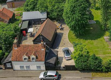 Thumbnail 4 bed cottage for sale in High Street, Bradwell-On-Sea, Southminster