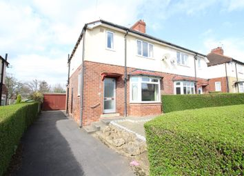 Thumbnail 2 bedroom semi-detached house for sale in Summerhill Road, Garforth, Leeds