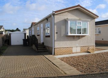 2 bed mobile/park home for sale in The Firs, Rushbrooke Lane, Bury St. Edmunds IP33