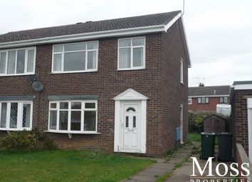 Thumbnail 3 bed semi-detached house to rent in Nooking Close, Armthorpe, Doncaster