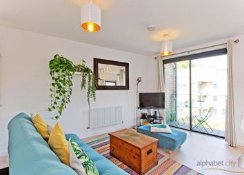 Thumbnail 1 bed flat for sale in Gill Street, London