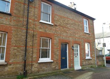 Thumbnail 2 bedroom end terrace house to rent in Sidney Terrace, Bishops Stortford, Herts