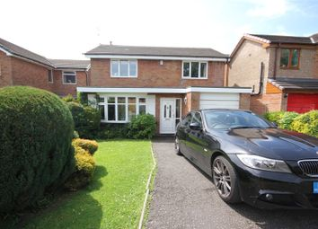 Thumbnail 4 bed detached house for sale in Bittern Close, Bamford, Rochdale