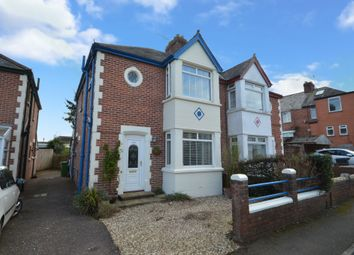 3 bed semi-detached house for sale in Broadmeadow Avenue, St Thomas, Exeter EX4