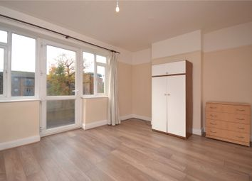 Thumbnail 3 bed flat to rent in Queens Parade Mansions, Brownlow Road, London