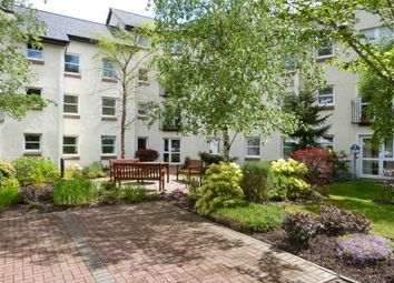 Thumbnail 2 bed flat for sale in Ericht Court Upper Mill Street, Blairgowrie, Perthshire