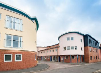 Thumbnail 3 bed end terrace house for sale in Catherine Court, Catherine Street, Hereford