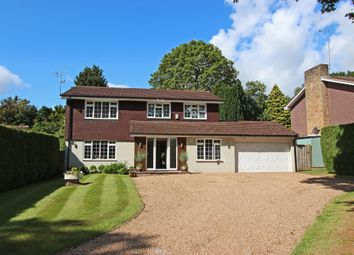 Thumbnail 4 bed detached house for sale in Gledhow Wood, Kingswood, Tadworth