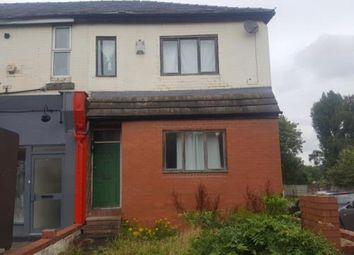Thumbnail 3 bedroom semi-detached house for sale in Stockport Road, Cheadle Heath, Stockport, Greater Manchester