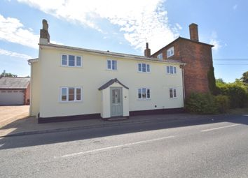 Thumbnail 4 bed semi-detached house for sale in Bells Lane, Glemsford, Sudbury