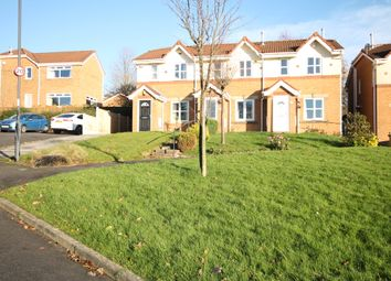 Thumbnail 2 bed semi-detached house to rent in Foxglove Drive, Whittle-Le-Woods, Chorley