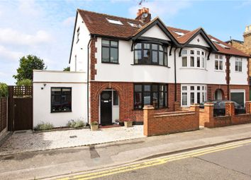 Thumbnail 4 bed semi-detached house for sale in Vansittart Road, Windsor, Berkshire