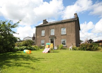 Thumbnail 5 bed farmhouse for sale in Crosthwaite, Kendal