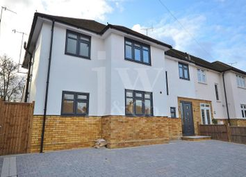 Thumbnail 4 bed semi-detached house for sale in Driftwood Avenue, Chiswell Green, St.Albans