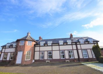Thumbnail 2 bed flat for sale in Chester Road, Rossett, Wrexham