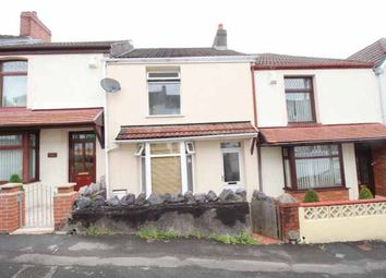 Thumbnail 3 bedroom terraced house for sale in Fern Street, Swansea, West Glamorgan