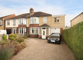 Thumbnail 4 bed semi-detached house for sale in Little Norton Lane, Sheffield, South Yorkshire