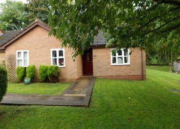 Thumbnail 2 bed bungalow for sale in Tutbury Close, Ashby De La Zouch