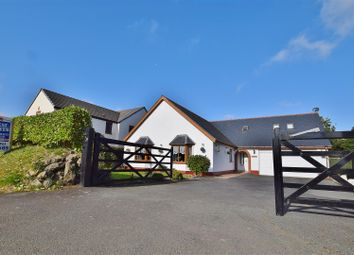 Thumbnail 4 bed detached bungalow for sale in Hill Mountain, Houghton, Milford Haven