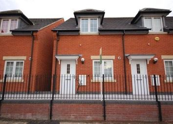 Thumbnail 3 bed terraced house to rent in Roseberry Rd, Charnwood Mews, Anstey