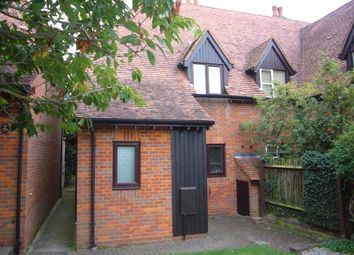 Thumbnail 2 bedroom terraced house to rent in Eynsham Court, Woolstone, Milton Keynes