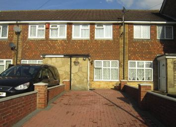 Thumbnail 3 bed terraced house for sale in Cleave Avenue, Hayes