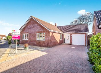 Thumbnail 3 bed detached bungalow for sale in Danish House Gardens, Overstrand, Cromer