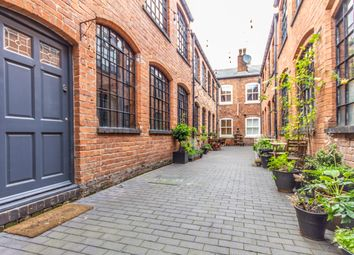 Thumbnail 1 bed mews house for sale in Albion Street, Jewellery Quarter