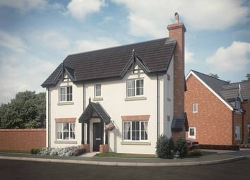 Thumbnail 3 bed detached house for sale in Marsh Lane, Hinstock, Market Drayton