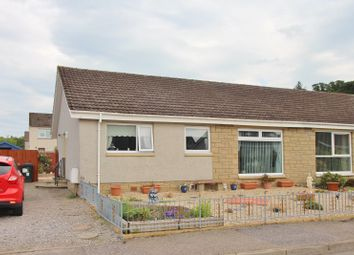 Thumbnail 3 bed semi-detached bungalow for sale in Allan Drive, Forres