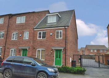 3 bed end terrace house for sale in Mayfly Road, Dragonfly Meadows, Northampton NN4