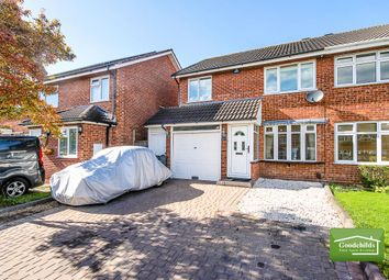 Thumbnail 3 bed semi-detached house for sale in Harbury Close, Walmley, Sutton Coldfield