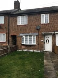 Thumbnail 3 bed terraced house to rent in Solway Road North, Luton