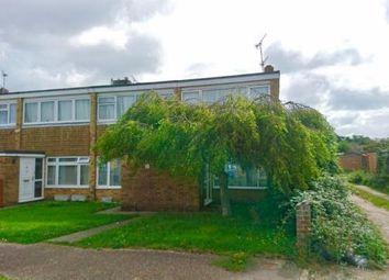Thumbnail 2 bed end terrace house for sale in Durlston Drive, Bognor Regis, West Sussex