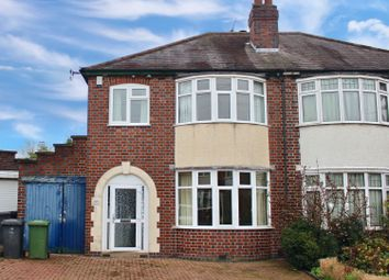 3 bed semi-detached house for sale in Wyndale Road, Knighton LE2