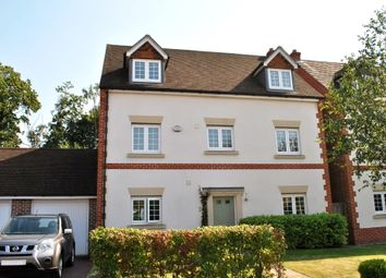 Thumbnail 5 bed detached house to rent in Waleron Road, Fleet