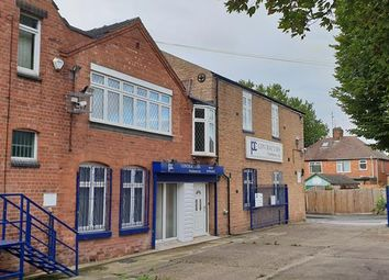 Thumbnail Commercial property to let in 10A & Wesley Villa, Hazel Street, Nottingham, Nottinghamshire