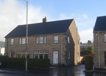 Thumbnail 3 bed semi-detached house for sale in Woodhall Street, Chapelhall, Airdrie