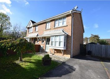 Thumbnail 3 bed semi-detached house for sale in Vandyck Avenue, Keynsham, Bristol