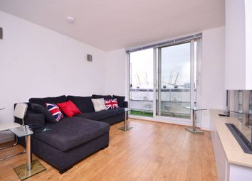 Thumbnail 1 bed flat to rent in Cold Harbour, Canary Wharf