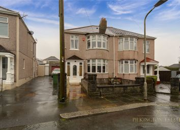 Thumbnail 3 bed semi-detached house for sale in Ayreville Road, Plymouth, Devon