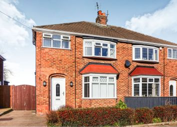 3 bed semi-detached house for sale in Gloucester Avenue, Grimsby DN34