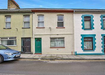 Thumbnail 3 bed terraced house for sale in Marine Street, Cwm, Ebbw Vale, Blaenau Gwent