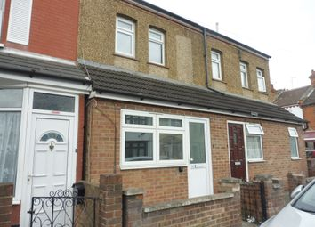 Thumbnail 2 bedroom terraced house for sale in Selbourne Road, Luton