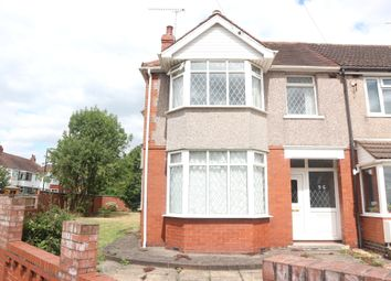 Thumbnail 3 bed end terrace house for sale in 96 The Mount, Cheylesmore, Coventry