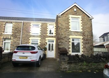 Thumbnail 2 bedroom semi-detached house for sale in Sybil Street, Clydach, Swansea