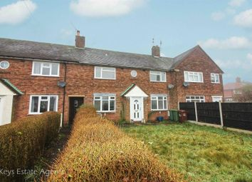 3 bed terraced house for sale in Highfield Close, Blythe Bridge, Stoke-On-Trent ST11